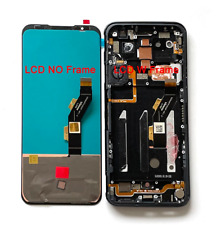 OEM For ZTE Nubia Red Magic 5G NX659J LCD Display Touch Screen Digitizer + Frame