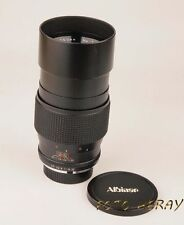 Super Albinar 1:3,3/200mm Tele Objektiv Minolta SR/MD Bajonett 756503
