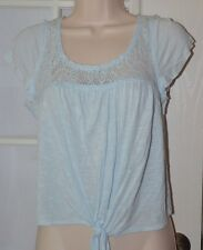 Hollister Lace Top Size Medium