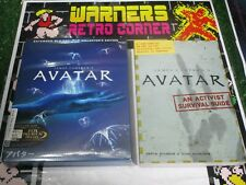 3 disc Avatar import special edition Japan import Blu ray Rare film movie