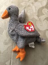 Ty Beanie Babies 1999 Honks Grey Goose  Tag EXC MWMT  PE
