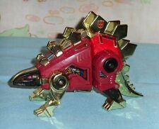 original G2 Transformers dinobot red SNARL