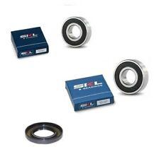 Wellendichtung 47x80x10/12 mit 6208 6306 Lagersatz für Siemens Bosch 00607420