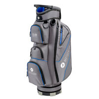 Motocaddy Club Series Cart Bag 14 way Divider Charcoal/Blue Brand New 2021 Model