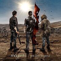 Magenta - We Are Legend [New Vinyl LP] UK - Import