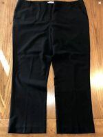 New York & Company Stretch Crop Ankle Pants Sz. 18