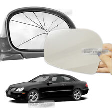 Replacement Side Mirror 2P + Adhesive for Mercedes-Benz 1998-2008 CLK / SL / SLK