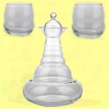 1 ND Karaffe Alladin und 2 ND Gläser Mythos Wasserkaraffe für belebtes Wasser