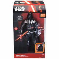 "Star Wars 17"" Interactive Darth Vader Figure Collectors Edition"