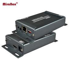 Matrix HDMI Extender With 3.5mm Audio Extractor IR Control Matrix 2*2  4*4  8*8