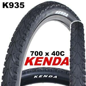 Kenda 700 x 40C, K935, 42-622 (28x1 5/8) Trekking Bike Cycle Tyre