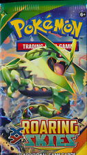 Pokemon TCG XY Roaring Skies Single x1 Booster Pack Sealed Unweighed New