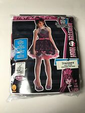 Monster High Deluxe Draculaura Sweet 1600 Costume Child (Large)