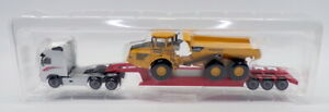 Cararama 1/87 Scale 185003 - Volvo FH12 With Tipper A40D