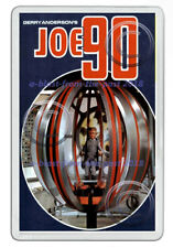JOE 90 ( GERRY ANDERSON) ANNUAL 1968  COVER  ARTWORK NEW JUMBO FRIDGE MAGNET