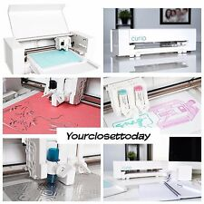 NEW 5 in 1 Silhouette Curio Electronic Die Cutting DIY Machine Craft Embossing