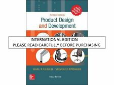 Product Design and Development by Karl Ulrich and Steven Eppinger