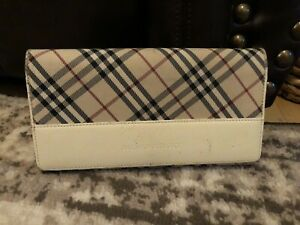 Burberry White Wallets For Women For Sale Ebay