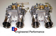 Twin Reproduction Weber 45 DCOE 45DCOE carb carbs carbys - Gemini Escort Datsun