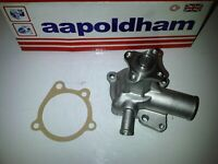 FORD CAPRI CORTINA RS2000 SIERRA 1.6 1.8 2.0 PINTO NEW WATER PUMP FIXED FAN TYPE