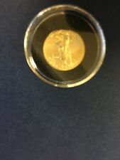 United States gold coin uncirculated 1/10 ounce