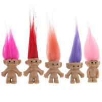 5Pcs/Set Trolls Action Figures Poppy Branch Collection Toy Kid Birthday Gifts
