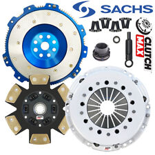 STAGE 4 CLUTCH+11 LBS FLYWHEEL KIT+SACHS BEARING BMW E46 01-3/03 325 i ci xi M54