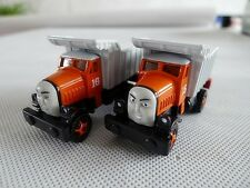 Learning Curve Thomas & Friends Max & Monty Metal Magnetic Toy Trains New Loose