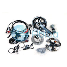 New Shimano XTR M985 M980 30-speed Dyna-Sys Mountain Group Groupset 9pcs 175mm