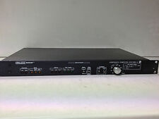 ISDN Encoder, Corporate Computer Systems CDQ2000, XLR Inputs, rack mountable