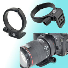 Tripod Mount Ring Collar D (B) for Canon 100mm f/2.8L Macro IS USM Black ABS NIB