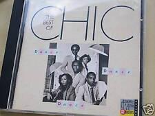 THE BEST OF CHIC DANSE, DANSE, DANSE ALBUM CD E825