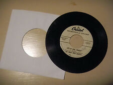 JONAH JONES QUARTET  lots of luck charley / night train     45