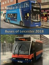 More details for **new dvd** buses of leicester 2018 (featuring: arriva, first, stagecoach etc)