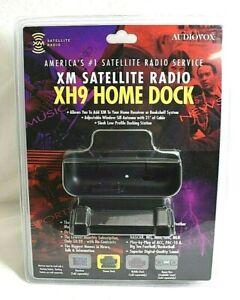 XM Satellite Radio AudioVox Xpress Complete Installation Home Kit XM XH9 New >(