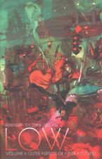 Low Tpb Vol 4 Outer Aspects Of Inner Attitudes Reps #16-19 New/Unread