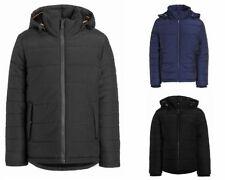 Manteaux, vestes et tenues de neige noir pour garçon de 2 à 16 ans
