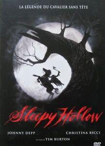 SLEEPY HOLLOW  -  DVD - DIGIPACK