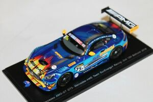 1/43 2018 BATHURST 12 HOUR 2ND MERCEDES AMG GT GT3 WHINCUP / MARCIELLO / HABUL