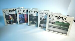 Brande New Lot of 5x Cokin Filters Serie P. See List –K5