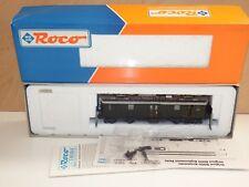 H0 Roco 43630 Gepäcktriebwagen DE 4/4 der SBB 1680 Neuwertig OVP  7664