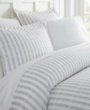 ienjoy Home Tranquil Sleep 3 Piece Full / Queen Duvet Cover Set Light Grey $72