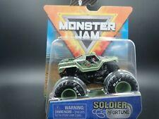 2020 SPIN MASTER MONSTER JAM MONSTER TRUCK MIX 10 SOLDIER FORTUNE LEGACY TRUCK