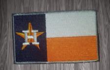 Houston Astros Texas Flag Baseball Jersey Patch World Series Altuve Bregman