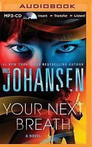 Your Next Breath by Iris Johansen (Audiobook MP3 CD)