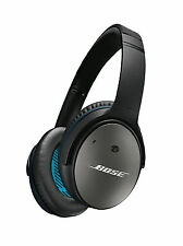 Bose QC25 Headphones - BLACK - Made for Apple Devices - Noise Cancelling