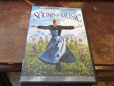 The Sound of Music (Blu-ray / DVD, 2010, 3-Disc Set, 45th Anniversary Edition)