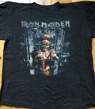 Vintage original IRON MAIDEN - The X Factor 1995 t shirt size XL