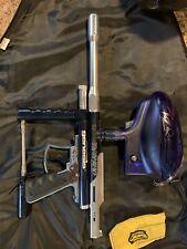 paintball gun used
