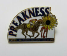 1996 Preakness Horse Race Pin Souvenir Pin 121 Running of the Preakness Horses